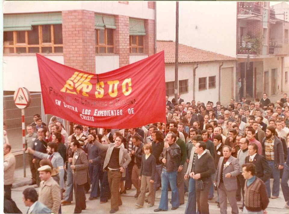 Crónica de una huelga histórica en Montornès