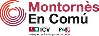 Logo de Montornès en Comú