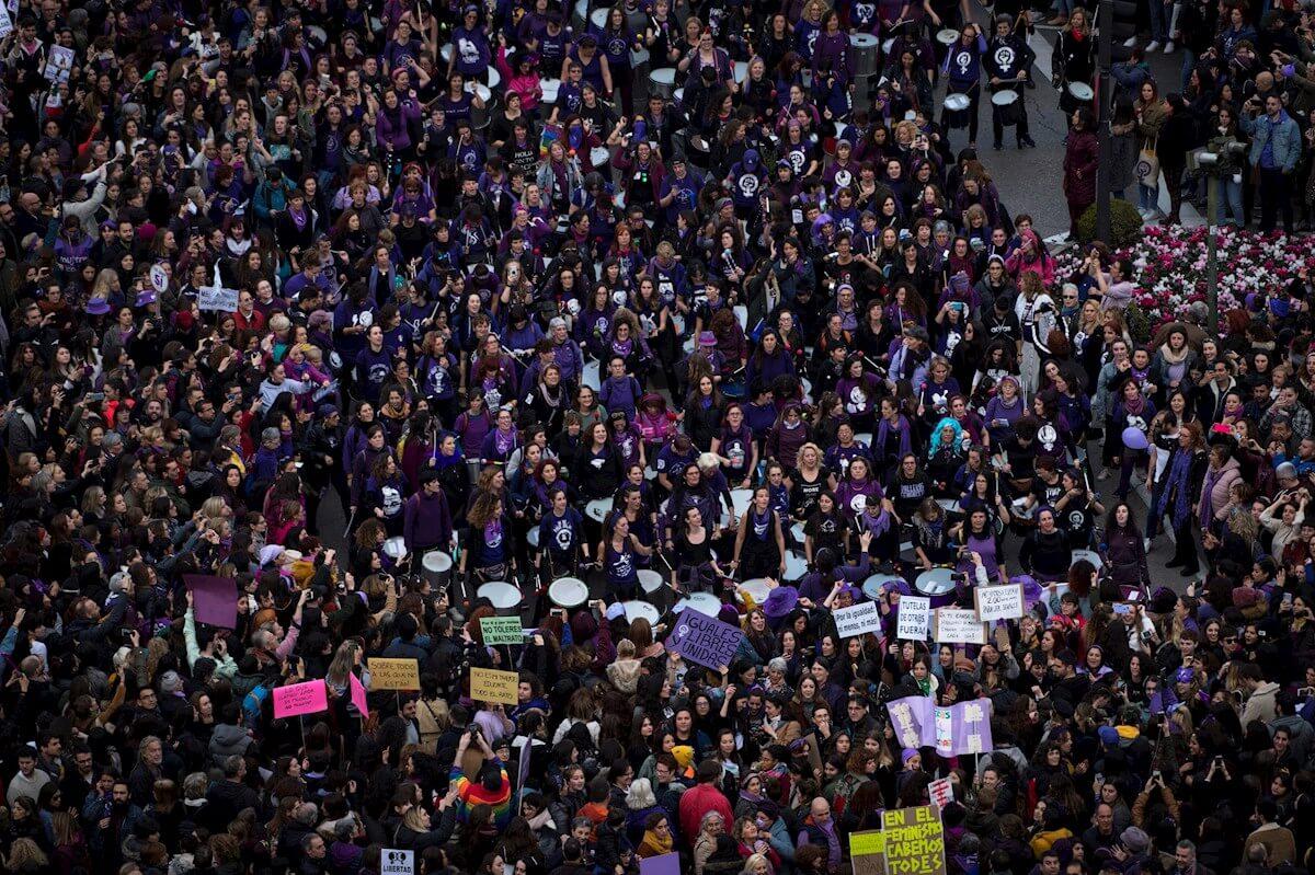 Per una transformació social amb base feminista